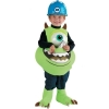 Monsters Inc. Disney Mike Candy Catcher Child Costume